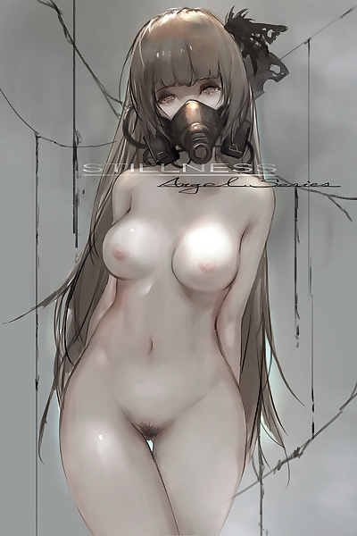 manga Artist Galleries ::: Dako - part 4, big breasts , angel  stockings