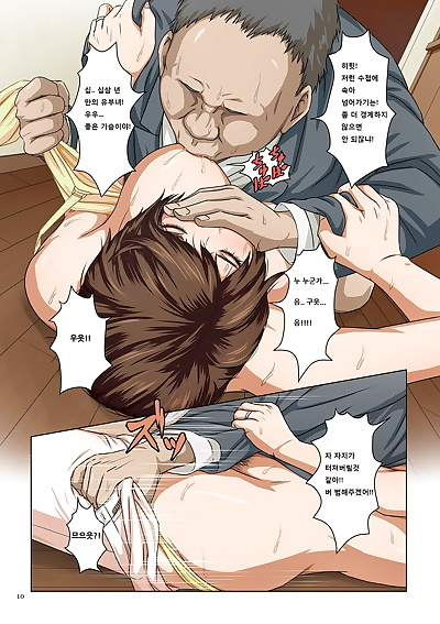 korean manga Negurie Karamitsuku Shisen -.., big breasts , milf