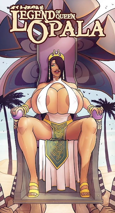 manga Legend of Queen Opala -Tales of.., farah , big breasts , anal